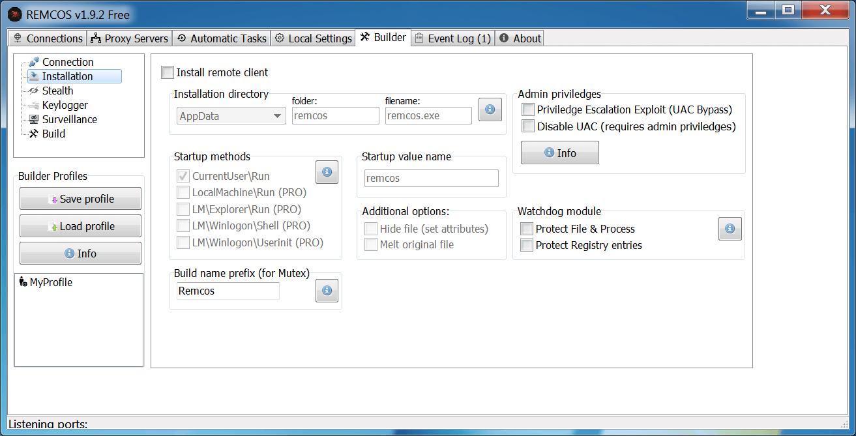"Fake Invoice Carries ""Rescoms"" Malware"