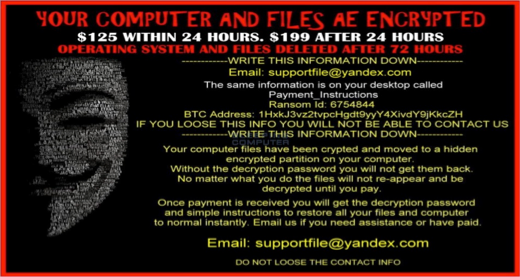 Ransom note image