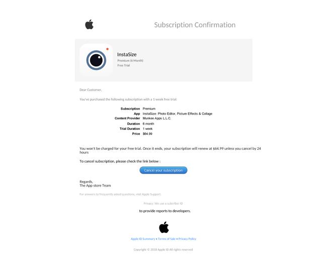 Apple Phishing Bait Has a Lot of Hooks